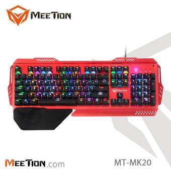 f8fd2417e2d Aula Partner Wings Of Liberty Mechanical Gaming Keyboard Source · Meetion  MT MK20 104 Keys Jixian Blue Switch RGB Chroma Backlit Mechanical Gaming  Keyboard