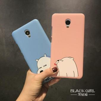 MEIZU note6/note5/note3/E2 cute Bear phone case