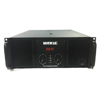 MICKLE CA18 Professional Power Amplifier