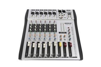 Mickle MX-600 Professional Mixing Console