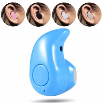 Mini Ultra-small S530 4.1Headset Earphone Earbud forIphone,samsung,and Other Bluetooth Devices (Blue) Price Philippines