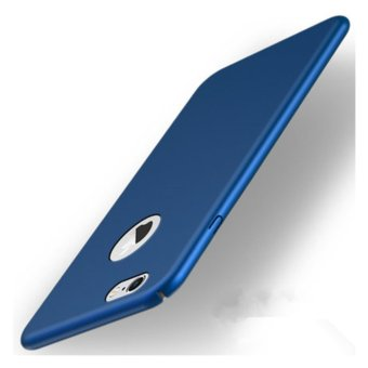 Motorola MOTO Z Play 360 degrees Ultra-thin PC Hard shell phonecase/Blue - intl