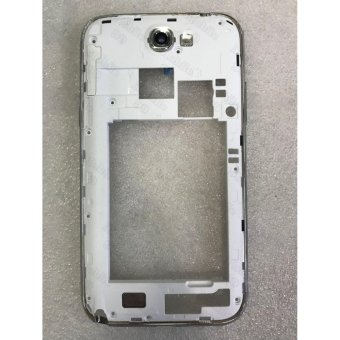 Mtmaiten Middle Frame Bezel For Samsung Galaxy Note 2 II N7100 middle frame Housing Replacement Parts Cases Tools - intl