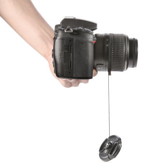 Neewer Lens Cap Keeper Holder for Canon Nikon Sony Pentax Fuji andall other SLR DSLR Cameras and Video Came Price Philippines
