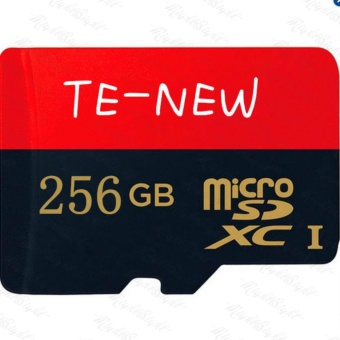 Newest 256GB 80MB/s Micro SD Card Class 10 SDXC Flash Memory Card - intl