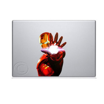 niceEshop Colofull Iron Man 2 Macbook Decal Mac Apple Skin Sticker Price Philippines