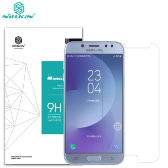 Nillkin for Samsung Galaxy J7 2017 tempered glass film Anti-Burst tempered glass film for Samsung Galaxy J7 Pro J730 protectors - intl
