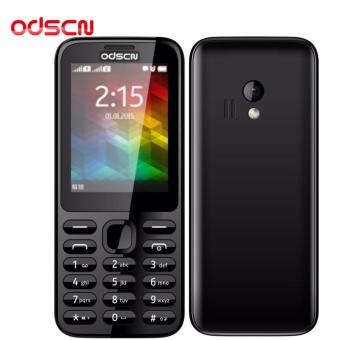 ODSCN 222 2.4'' Basic Mobile Phone Dual Sim (Black)