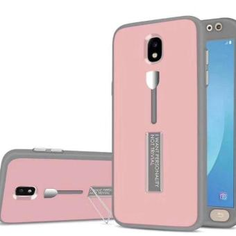 Oppo F3 plus TPU case rose gold color 360 style