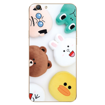 Oppo F3 cool soft all-inclusive cover phone case