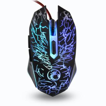 Optical LED USB Gaming Game Mouse