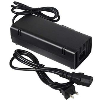 Original Microsoft Xbox 360e Power Supply Ac Adapter For Xbox 360 EW/ Power Cord (Us Plug)