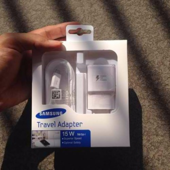 Original Samsung 15W Fast Charger with Data Sync Cable For Samsungs6/s7