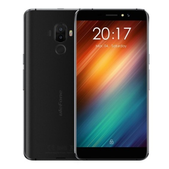 Original Ulefone S8 5.3 Inch 3G Smartphone Android 7.0 MTK6580 Quad Core Cellphone 1.3GHz Mobile Phone 1GB+8GB Dual Rear Cameras Phones - intl