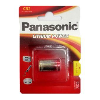 Panasonic Lithium Power Battery CR2