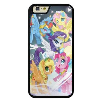 Phone case for iPhone 6Plus/6sPlus My Little Pony Unicorn Pricesscover for Apple iPhone 6 Plus / 6s Plus - intl