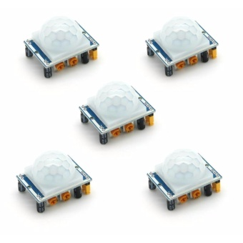PIR motion Sensor HC-SR501 - 5 Pieces Price Philippines