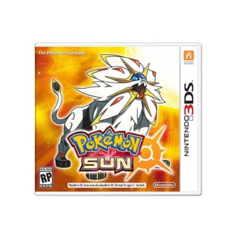 POKEMON SUN NINTENDO 2DS 3DS GAME BNEW CONDITION