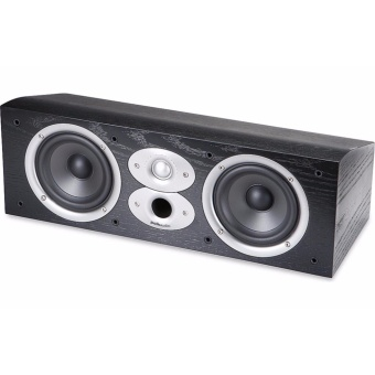 Polk Audio CSi A4 Center Channel Speaker Black