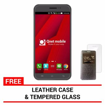QNET Mobile Jomax 8GB (Tarnish) with FREE Leather Case and Tempered Glass Price Philippines