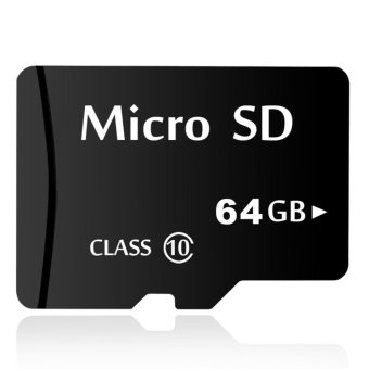 Quality class 10 memory card 64GB sdcard 64GB Real Capacity TF Memory Card 64G SDXC MicroSD 64G SDHC micro sd card - intl
