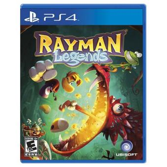 Rayman Legends PS4 GAME R3,R1 MINT CONDITION