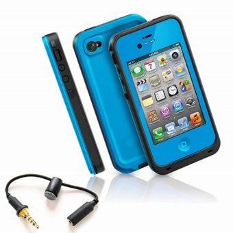 Redpepper Case Water Proof Case for Apple iPhone 5s (Blue)