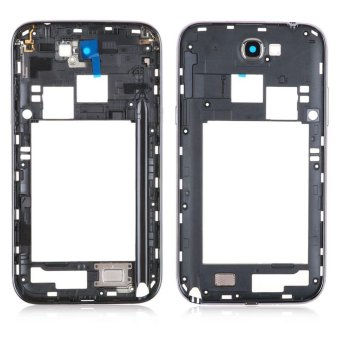 Replacement Middle Housing Frame Bezel For Samsung Galaxy Note 2 IIN7100 N7108 - intl