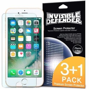 Ringke Invisible Defender Screen Protector for Apple Iphone 7 Plus