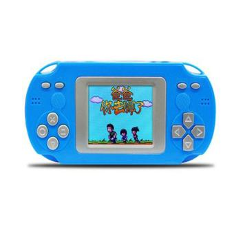 RS-12 2.0 inch LCD BUILIT-IN 203 8bit NES FC Games Inside PortableHandheld Video Game Player Console Games Kids Toys Gift BLUE