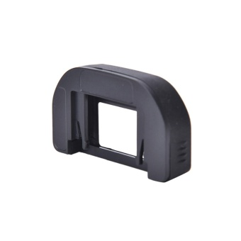 Rubber Eyecup Eye Cup Viewfinder Ef For Canon Eos 300d 400d 450d500d 550d 1000d - intl