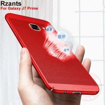 Rzants For Galaxy J7 Prime Ultra thin Heat dissipation Hard Back Case For Samsung Galaxy J7