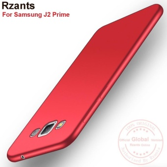 Rzants For Samsung Galaxy J2 Prime Ultra-thin Soft Back Case Cover- intl