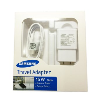 Samsung 15W Adaptive Fast Charger Travel Adapter
