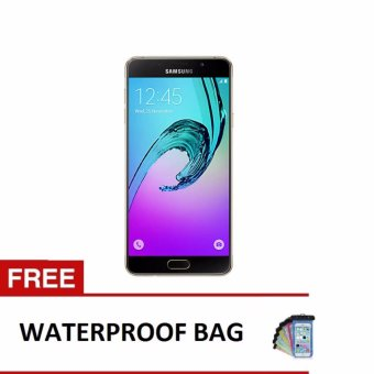 Samsung Galaxy A7 2016 16GB (Gold) with Free Waterproof bag