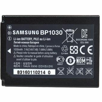 Samsung Lithium-ion Battery BP-1030 for Samsung BP1030 NX200NX210 NX300M NX500 NX1000