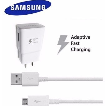 Samsung Orignal 15W Fast Charger Set For Samsung S6 / S7 / Note 4