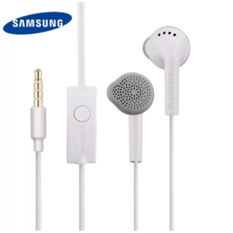 Samsung S5830 Universal Headset with In-Line Multi-Function (White)
