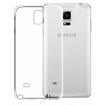 Shockproof TPU + PC Case for Samsung Galaxy Note 4 (Clear)