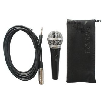 Shure PG48 Vocal Cardioid Dynamic Microphone Price Philippines