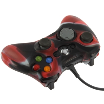 Silicone Case Skin for Xbox 360 Wireless Controller