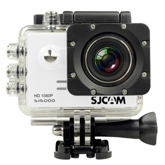 SJCAM SJ5000 Basic Action Camera 2.0 Screen Helmet SJ 5000 Cam go waterproof pro Sport camera DV 1080P HD Underwater Camcorder - intl