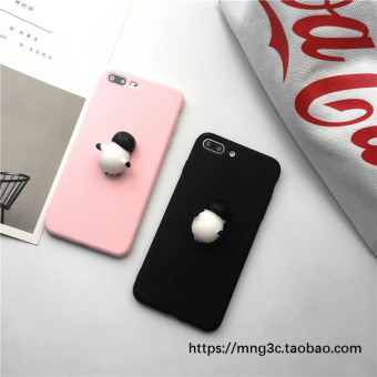 Small PANDA A33/a37/A53/A57/a59s relaxation music stereo phone case