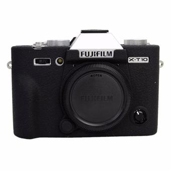 Soft Silicone Rubber Camera Case for Fujifilm X-T10 XT10 - intl