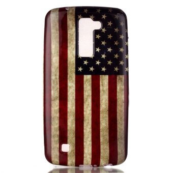 Soft TPU Case for LG K10 (Multicolor) - intl