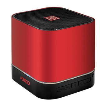 Sonic Gear Audiobox P3500 10W Bluetooth Speaker with Multiple Input+ FM radio (Red) Price Philippines