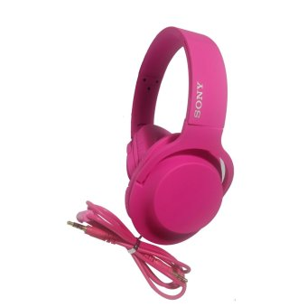 Sony MDR-100AAP Headphones (Pink) Price Philippines