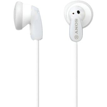 SONY MDR-E9LP In-Ear Headphone (White) Price Philippines