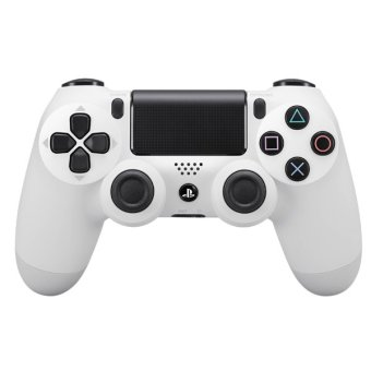 Sony PS4 Dualshock Wireless Controller (White)