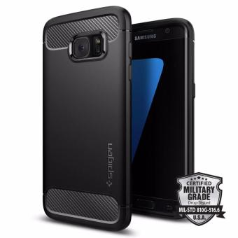 Spigen Galaxy S7 Air Cushion Technology Rugged ArmourBlack-555CS20007 Price Philippines